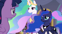 "Luna ""the last Summer Sun Celebration"" S9E17"