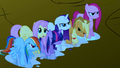 Main ponies soaking wet S1E2.png
