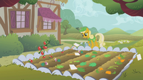 Manely Gold laments her garden S1E10