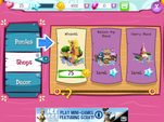 Menu MLP Game