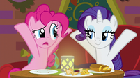 Pinkie Pie confused --what's it--- S6E12