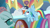 """Rainbow """"less helpful than you'd think"""" S9E15"""