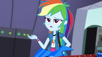 Rainbow -What are you doing here, Trixie-- EG2