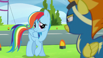 Rainbow Dash --Care Mare-- S6E7