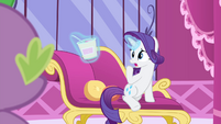"Rarity ""I wanted to leave my creative mark"" S4E23"