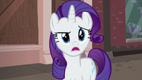 "Rarity ""what's that?"" S6E3"