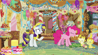 Rarity -this party string won't come off!- S7E19