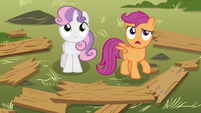 "Scootaloo ""why'd you want to meet here?"" S5E4"