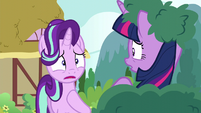 Starlight --what that says about how you feel about me-- S6E6