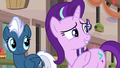 Starlight Glimmer pointing at her friends S6E26.png