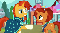 Sunburst -you just want me to succeed- S8E8