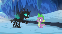 "Thorax ""can't believe you want to help me"" S6E16"