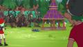 Transformed Gloriosa menacing Camp Everfree EG4.png