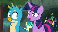 Twilight Sparkle -you don't mean that- S8E17