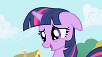 Twilight bashful S1E01