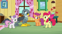 Apple Bloom --your destiny is a whole lot like ours-- S6E19