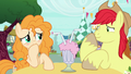 Bright Mac and Pear Butter blush with embarrassment S7E13.png