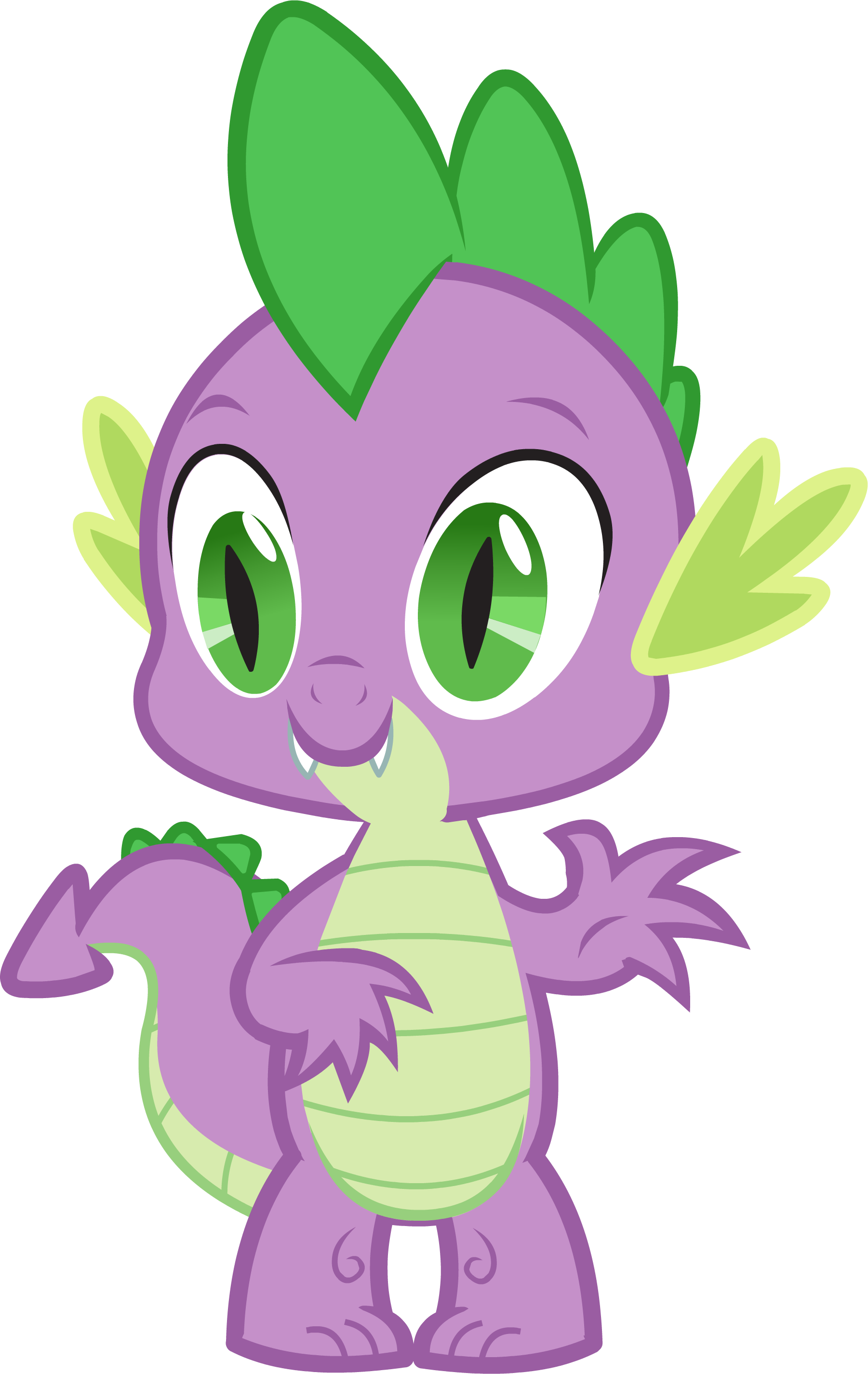 image canterlot castle spike 1 png my little pony friendship is