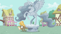 Cranky hide by Statue S2E18.png