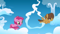 Earth pony on a cloud S1E23.png