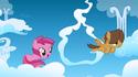 Earth pony on a cloud S1E23