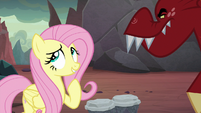 "Fluttershy ""if I was a poet"" S9E9"