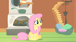 Fluttershy things really bad S1E17