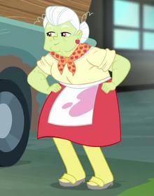 Granny Smith ID CYOE5b