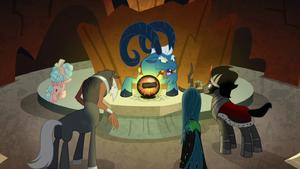 Grogar assembles a league of villains S9E1