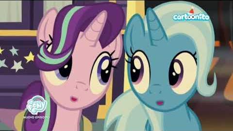 ITALIAN My Little Pony Canzone Il viaggio dell'amicizia HD