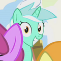 Lyra Heartstrings excited S1E11.png