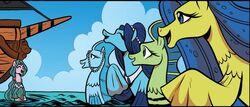 Morskie poni14komiks