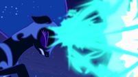Nightmare Moon losing to her sister S4E2