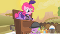 Pinkie Pie extremely happy S1E21.png