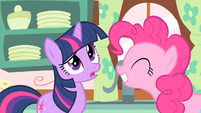 Pinkie Pie squee S1E20