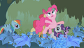Pinkie singing her Evil Enchantress song again S1E09.png