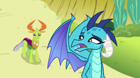 "Princess Ember ""they're probably sad"" S7E15"