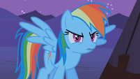 Rainbow Dash --YOU!!!-- S01E21