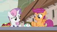 Scootaloo -let me see!- S7E8