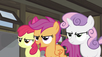 Scootaloo speaking S2E23