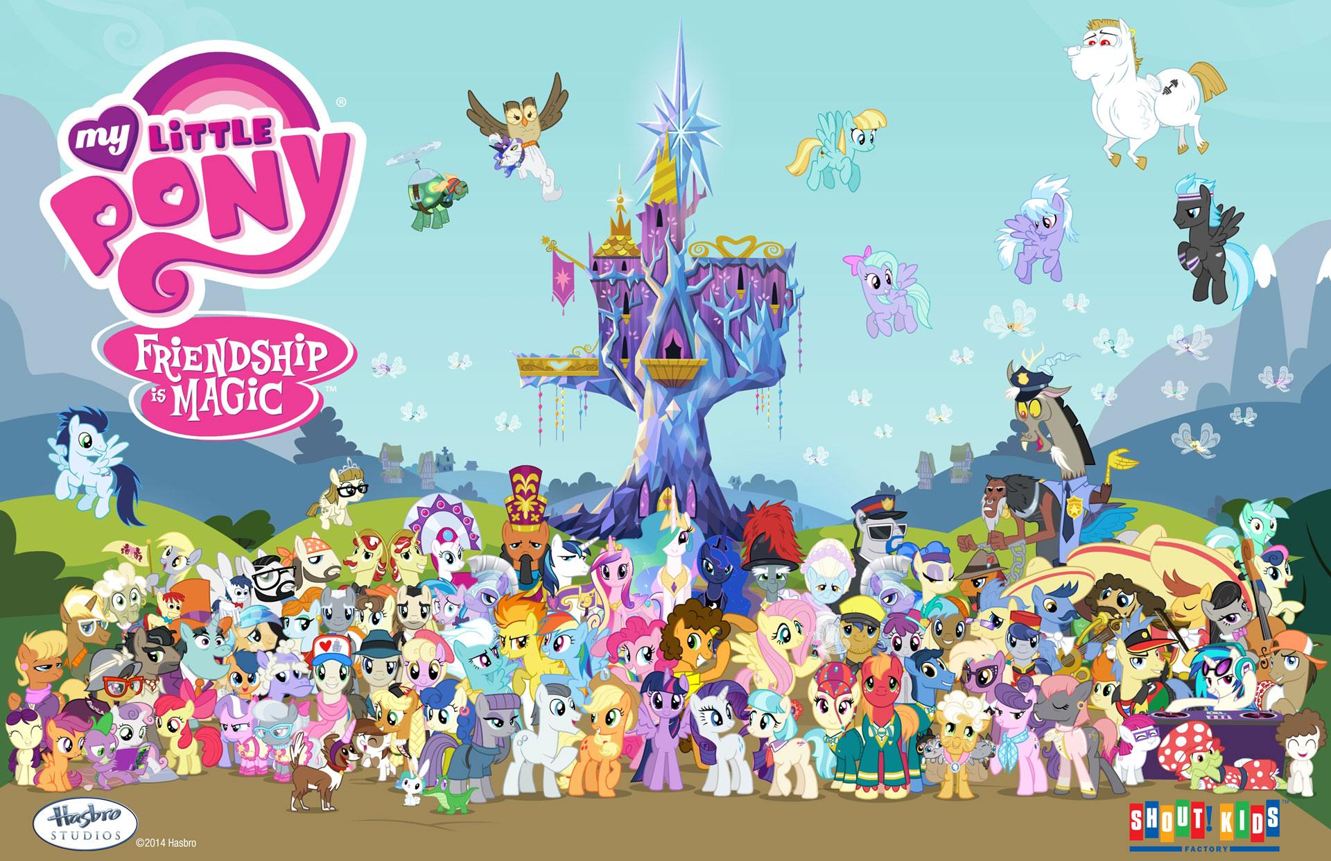 image season 4 poster jpg my little pony friendship is magic
