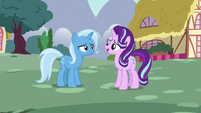 "Starlight ""a magical temper tantrum"" S7E2"