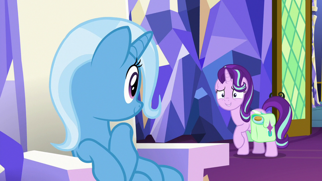 """File:Starlight Glimmer """"not mad at all!"""" S7E2.png"""