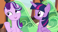Starlight Glimmer --you know...-- S6E1