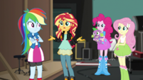 """Sunset Shimmer """"we couldn't find her"""" EGS2"""