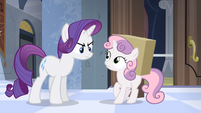Sweetie Belle -Actually, I do- S04E19