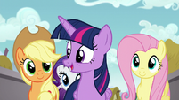 "Twilight ""they had something to take care of first"" S5E19"