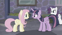 Twilight -You've gotta find a way to get our cutie marks back- S5E02