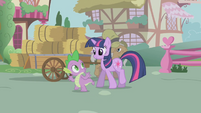Twilight And Spike S1E6