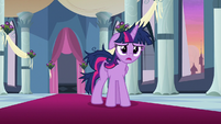 "Twilight Sparkle ""few hiccups on the way"" S9E26"